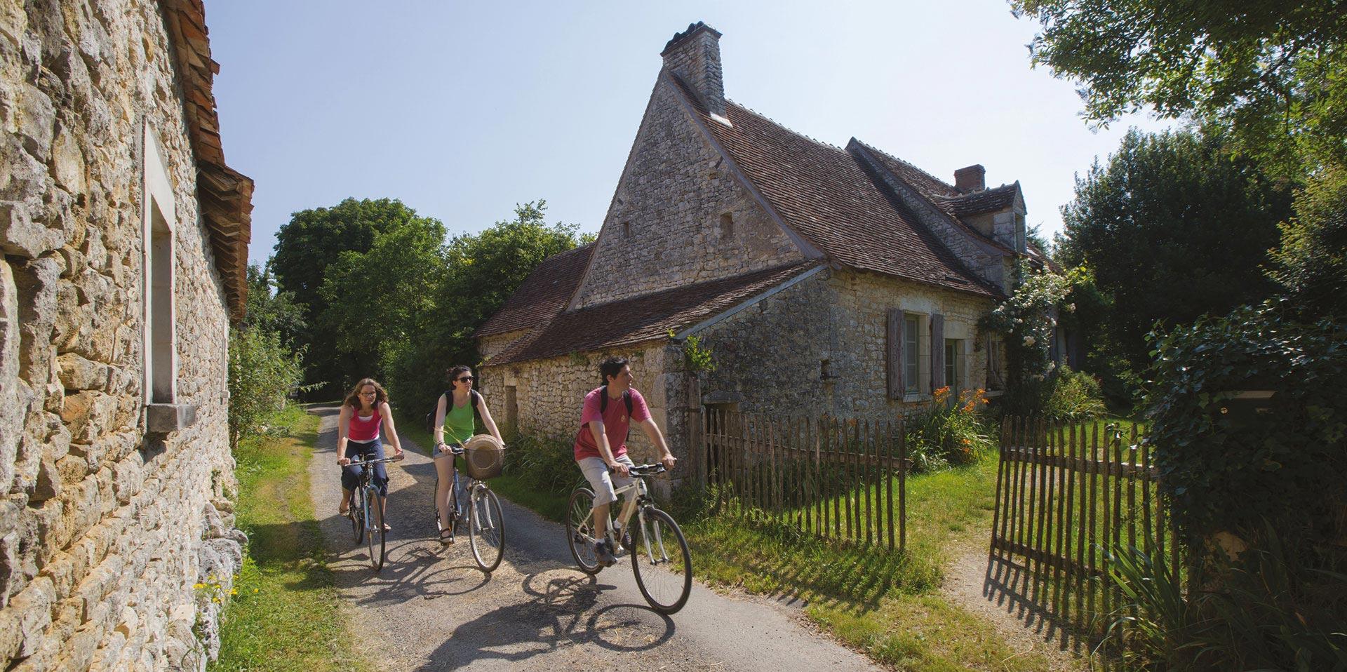 La Brenne à vélo